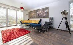 Am begehrten grünen Stadtrand von #Salzburg wurde mit dieser #Terrassenwohnung ein individueller Wohntraum perfekt umgesetzt.