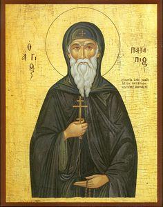 MYSTAGOGY: Saint Patapios of Thebes and His Monastery in Loutraki