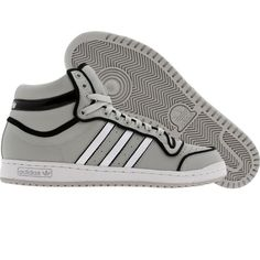 9e626ccd459 Adidas Top Ten High (ice grey / runninwhite / black) G17747 - $74.99