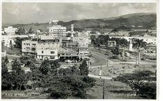 Plaza Venezuela, circa 1950.