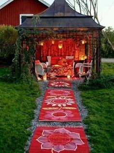 Chic shed
