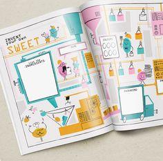 Sweet / Anorak Magazine by Lalalimola