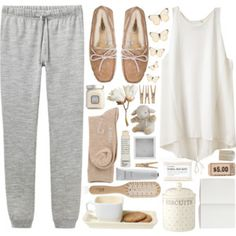 Relax polyvore