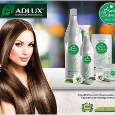 Produtos Adlux: Dica Kit Argila Branca Adlux
