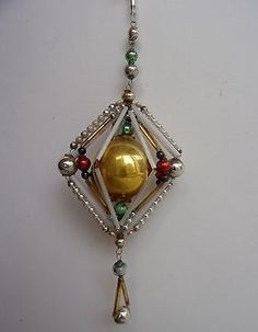 fancy christmas ornaments - Google Search