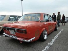 Nissan Infiniti, Datsun 510, Japanese Cars, Custom Cars, Cars And Motorcycles, Old School, The Good Place, Volkswagen, Car Stuff