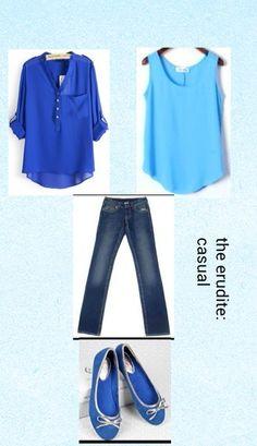 Erudite clothes: divergent