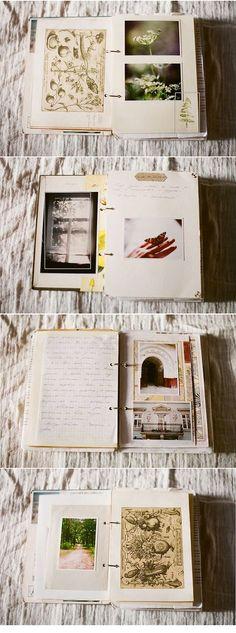 Have Journal, Will Travel – Jenni Bick Bookbinding
