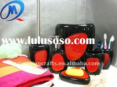 black and red bathroom accessories. red bathroom rugs and accessories pink black bath  Roselawnlutheran