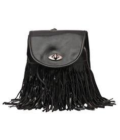 Tease Me with Tassel Backpack.