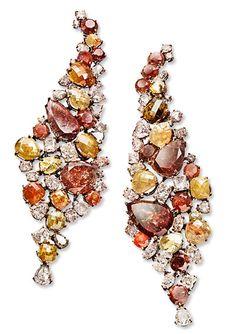 LORRAINE SCHWARTZ, GORGEOUS earrings!