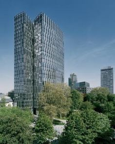 WestendDuo, Frankfurt/Main - Germany