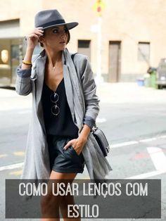 Lenço e Cachecol | luvmay.com.br