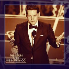 Talented writer #GrahamMoore won the Academy Award for Best Adapted Screenplay this year for his powerful storytelling in The #ImitationGame.