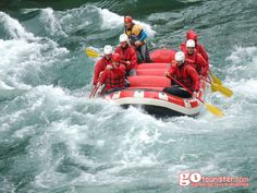 #Enjoy #Kiulu #River #White #Water #Rafting #Tour from #Kota #Kinabalu including #Lunch with #GoTourister.com... See Itinerary: http://gotourister.com/tours/Kota-Kinabalu/Kiulu-River-White-Water-Rafting-Tour-from-Kota-Kinabalu-including-Lunch/64