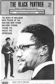 "Even though Malcolm X eventually embraced non-violence…    I am not sure what you mean. Malcolm said:    ""I don't believe in any kind of nonviolence. I believe that it's right to be nonviolent with people who are nonviolent. But when you're dealing with an enemy who doesn't know what nonviolence is, as far as I'm concerned you're wasting your time.""    He also said:    ""We're nonviolent with people who are nonviolent with us. But we are not nonviolent with anyone who is violent with us."""