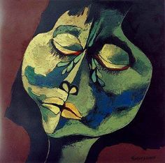 Oswaldo Guayasamin (6 July 1919, Quito, Ecuador – 10 March 1999, Baltimore, Maryland, United States) was an Ecuadorian master painter and sculptor of Quechua and Criollo heritage.