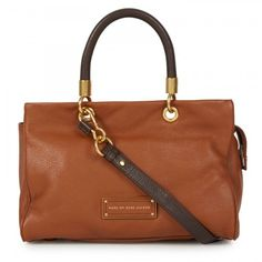 Small leather tote - MARC JACOBS