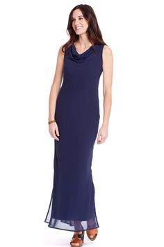 your Favorite Maxi Sheer Overlay