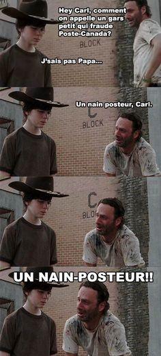 Non Rick... Tout mais pas ça !   ConneriesQc | Rien de sérieux