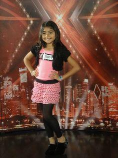 """Niños y niñas de todas las edades asistieron al casting de """"El Factor X US"""" en Los Ángeles."""