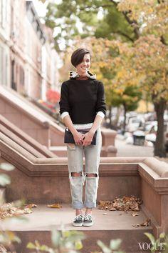Five Days, Five Looks, One Girl: Jane Herman Bishop – Vogue