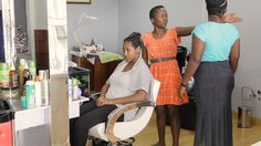 Toilets are a source of income too. Kansiime Anne. African Comedy.