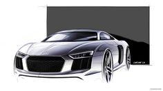 2016 Audi R8 V10 Wallpaper