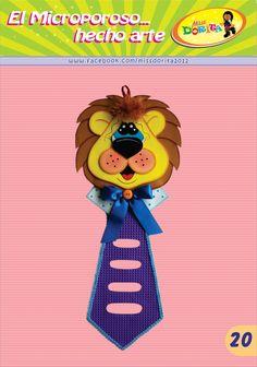Hola amigos, se viene otra fecha especial que es el Día dei Padre y  aquí les iré dejando algunos detalles para que puedan realizar con los ... Towel Hanger, Paper Piecing, Animal Drawings, Princess Peach, Smurfs, Scrapbook, Diy, Anime, Cool Things To Make