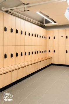 We understand what cyclists need, so we designed the (patented) Maximus locker. This deep box locker knows a super generous hanging height and integrated bench seating with shoe storage. Shoe Storage, Locker Storage, Secure Storage, Changing Room, Change, Cyclists, Outdoor Decor, Bench, Deep