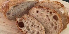 Hjemmelavet. Det koster ca. 10 kroner i ingredienser at bage 3 lækre brød, der kan konkurrere med gourmetbageren.