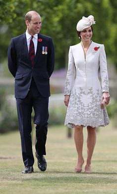 Kate Middleton wears Catherine Walker on day two of Belgium visit   HELLO! Canada