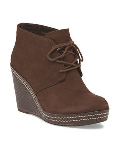 Bethany Lace Up Shootie