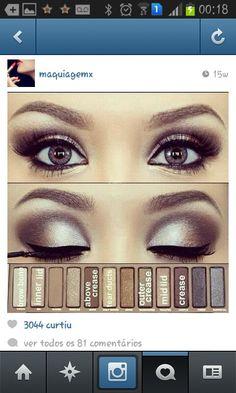 Make up    naked 2