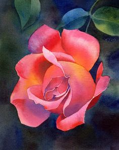 Barbara Fox   WATERCOLOR