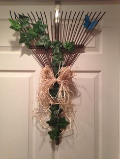 Decorative rake