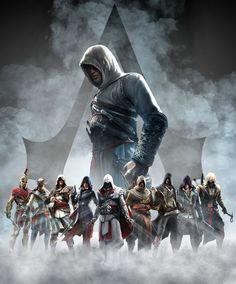 Assassin's CreedYou can find Assassins creed and more on our website. Assassins Creed 2, Tatouage Assassins Creed, Asesins Creed, All Assassin's Creed, Ninja Assassin, Assassin's Creed Hidden Blade, Assassin's Creed Black, Assassin's Creed Wallpaper, Graphic Novels