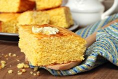 Non Dairy Cornbread | Recipe | Joy of Kosher with Jamie Geller