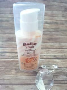 Hawaiian Tropic Silk Hydration Face Protective Sun Lotion
