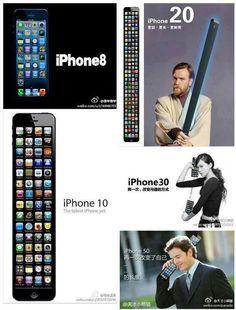 Our future phones