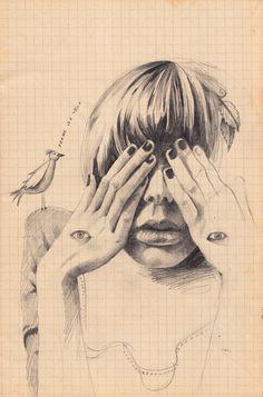 ...ferme les yeux  Sylvie Wibaut