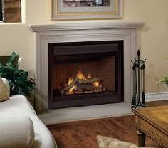 direct vent gas fireplaces - Google Search