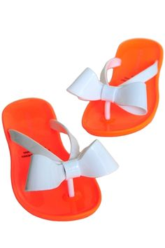 Kate Mack - Flip Flops in Coral Spring 2014
