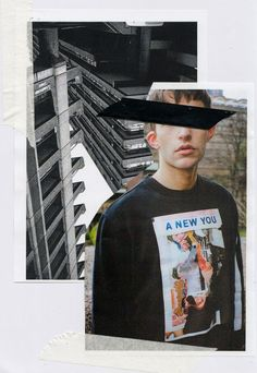 IKIGARMENTS — Bazar 14 AW15 sick lookbook!!! Collage Streetstyle