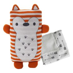 Lolli Living™ by Living Textiles Mix & Match Jacob Fox 2-Piece Softie Plush and Blanket Set - www.buybuyBaby.com