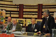 L'intervento del Vice Ministro, sottosegretario alla Giustizia, On.le Cosimo Ferri