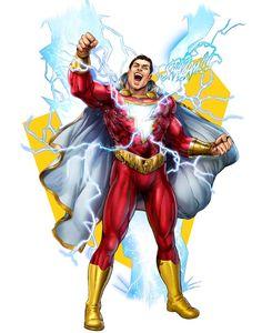 Second day of the El Paso comic con! What did you guys think of Shazam! Superman Comic, Shazam Comic, Captain Marvel Shazam, Marvel Dc, Dc Comics, Marvel Images, Univers Dc, Comics Universe, Dc Heroes
