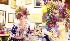 wanderlust - Flower Couture