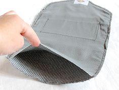 Tutorial y patrón – Clutch Bolso pequeño – Costura – Comando Craft