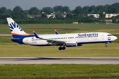 SunExpress Airlines of Turkey 737-800 There is also SunExpress German base fr this joint subsidairy